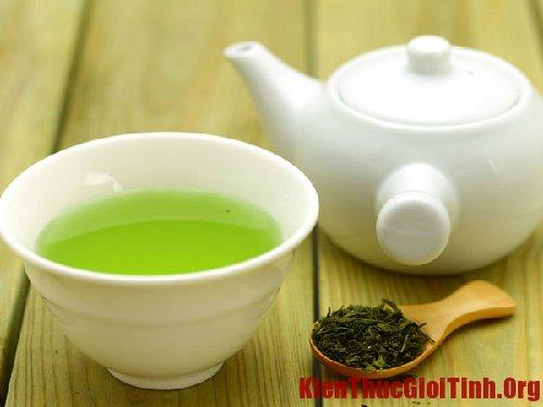 Cách giảm cân bằng trà lá sen