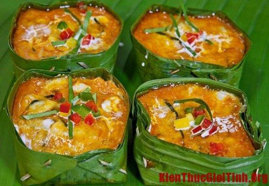 Ở Campuchia có đặc sản gì? Amok, món ăn đặc sản nổi tiếng ở Campuchia không nên bỏ lỡ