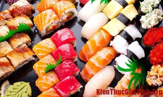 Điểm tên các mon ăn ngon, đặc sản hấp dẫn ở Nhật Bản