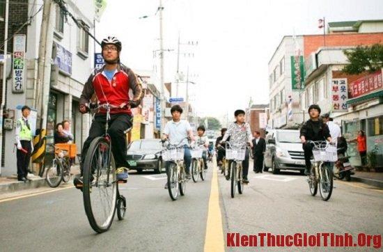 Tìm hiểu những phương tiện đi lại ở Hàn Quốc