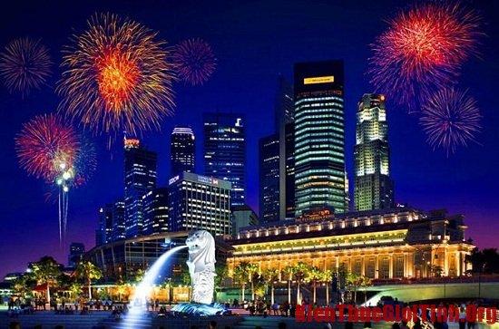 Nên đi Singapore vào thời gian nào? Thời điểm du lịch SIngapore đẹp, hấp dẫn và vui vẻ nhất