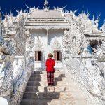 Chùa Trắng Wat Kung Khon Chiang Mai