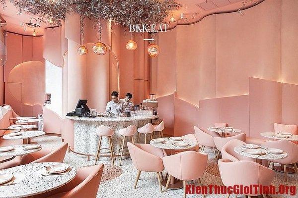 Quán cà phê ở Bangkok đẹp, đồ uống ngon: Quán cà phê House Of Eden